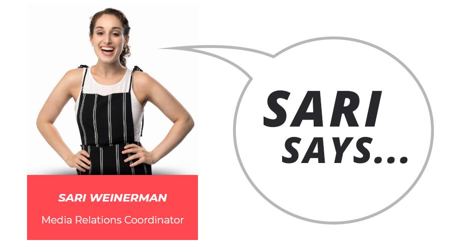 Sari Says