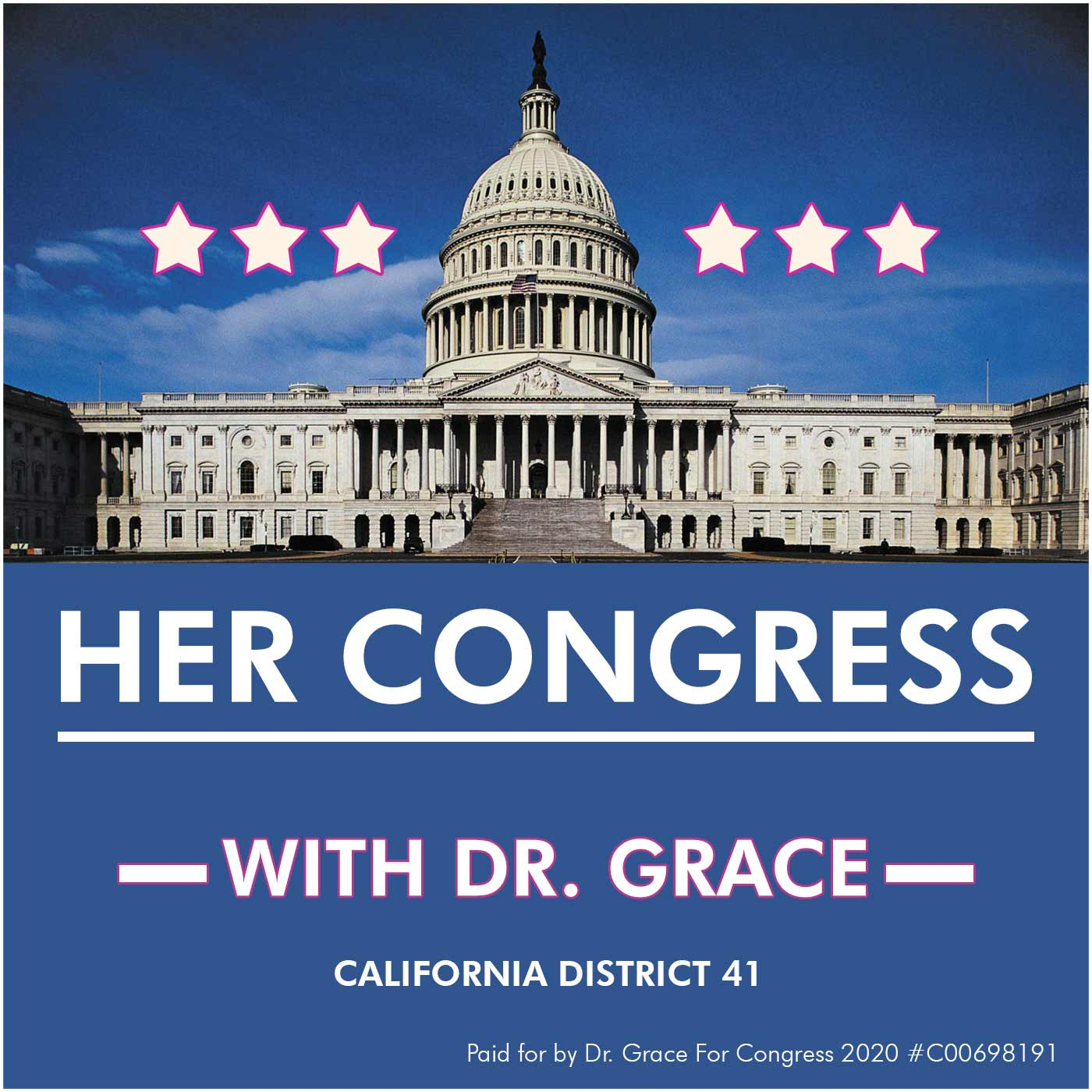 Her Congress with Dr. Grace